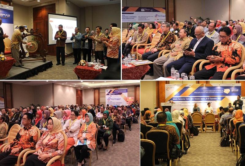 Suasana Saat Seminar ICRI 2018