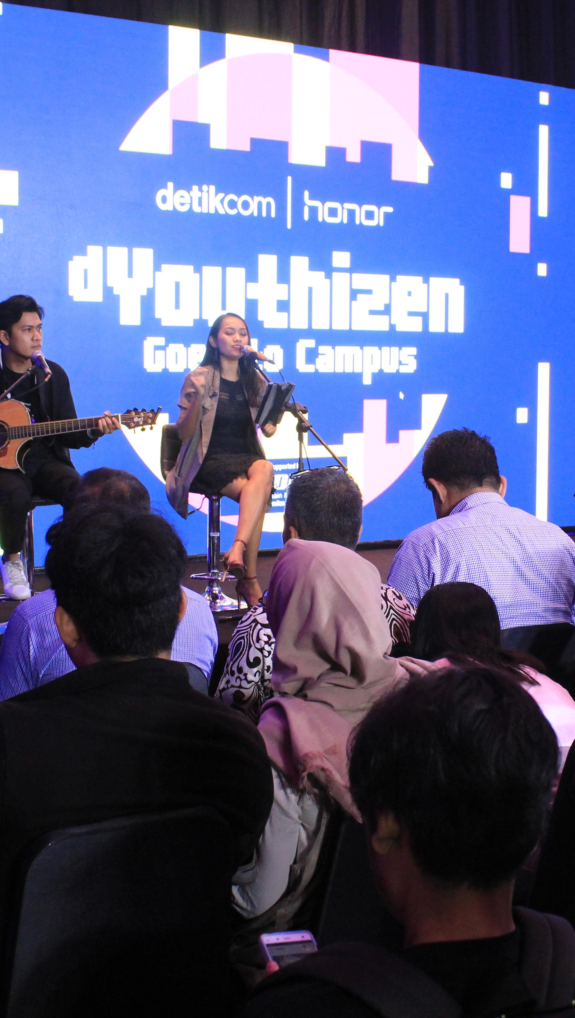 Memaksimalkan Creative Desaign di Era Digital Lewat d'Youthizen 2018