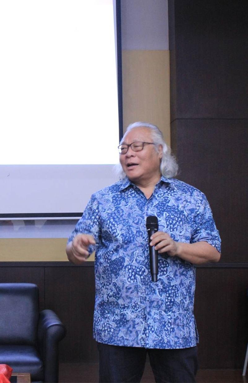 Fakultas Ilmu Komunikasi Gelar Kuliah Tamu Bahas Dunia Periklanan Indonesia di Era Disrupsi Digital dan Industri 4.0