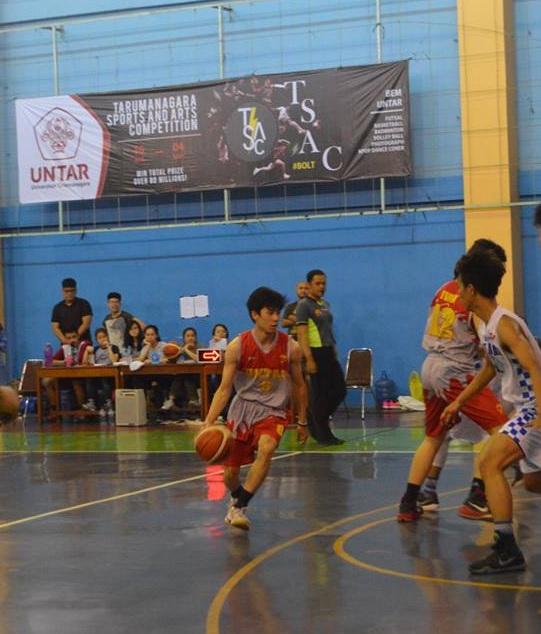 The Swans Putra Meraih Juara II Tarumanegara Sports and Arts Competition UNTAR CUP 2018