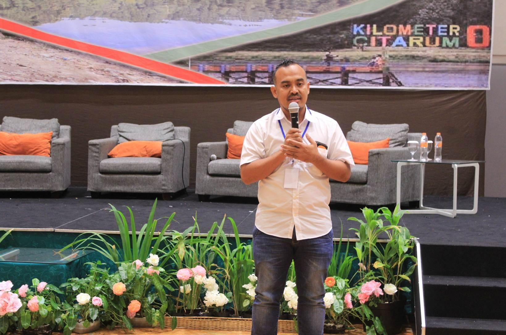 Wakil Rektor III Universitas Esa Unggul Ari Pambudi, S.Kom.,M.Kom