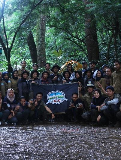 Himpala UEU Gelar DIKLATSAR XXIII, Cetak Generasi Muda Cinta Alam dan Tanah Air