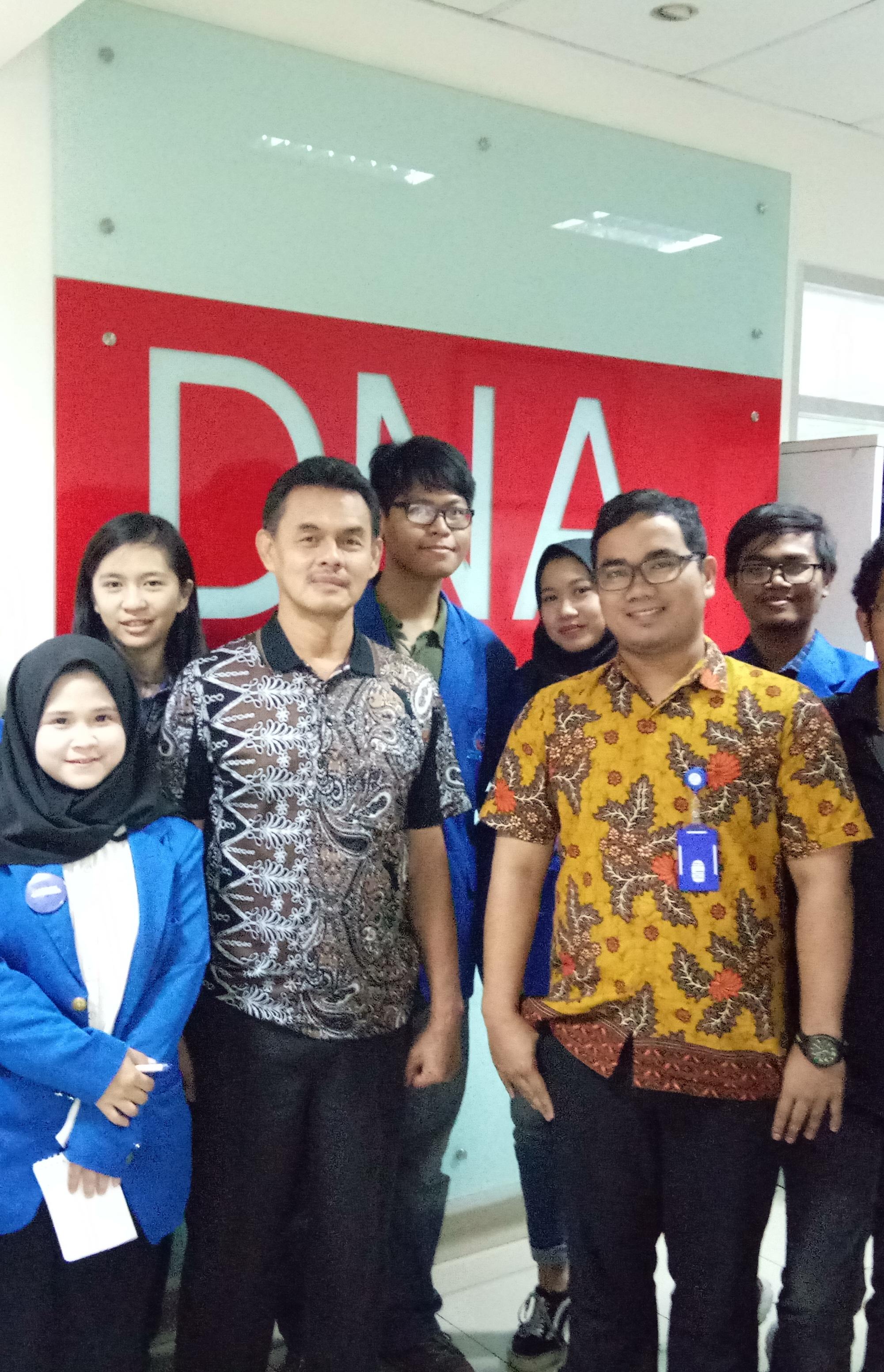 Telisik DNA Forensik, Mahasiswa Biotek UEU Kunjungi Lab DNA POLRI