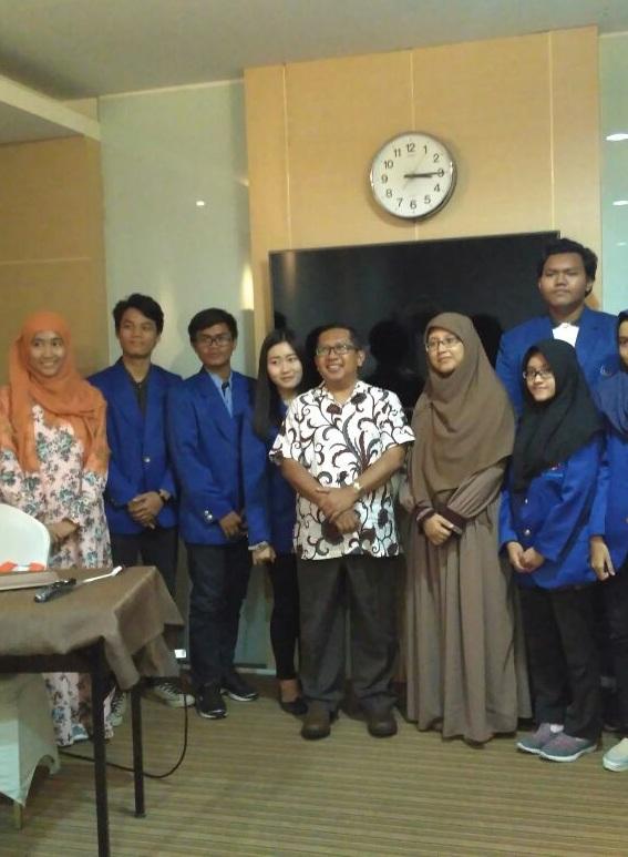 Mahasiswa Bioteknologi Kunjungi Laboratorium Pengujian Bayi Tabung