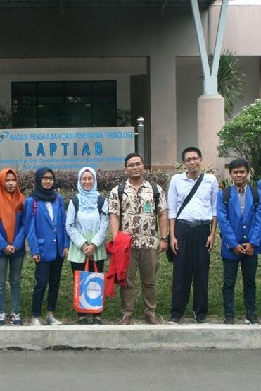 Telusuri Dunia Penelitian dan Riset, Mahasiswa Biotek UEU Kunjungi BPPT