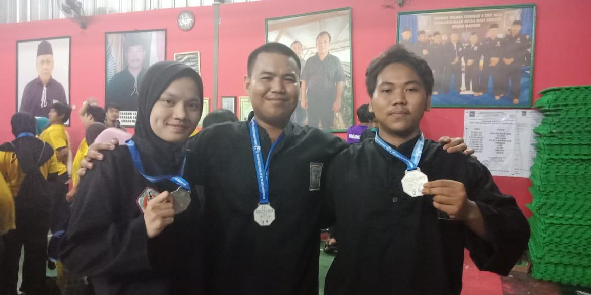 Tiga Mahasiswa Esa Unggul yang Berhasil dalam PSHT