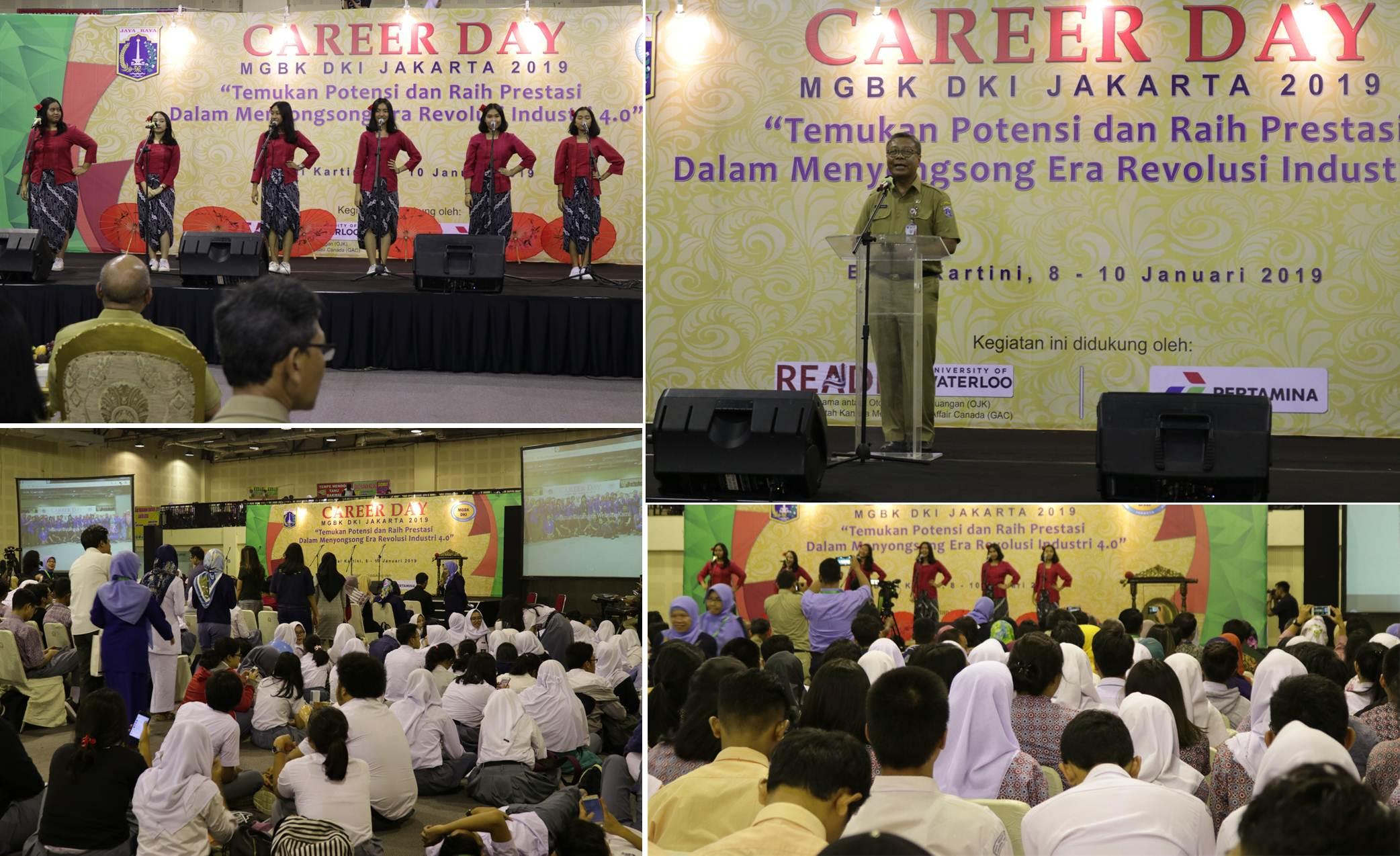 Suasana MGBK Balai Kartini