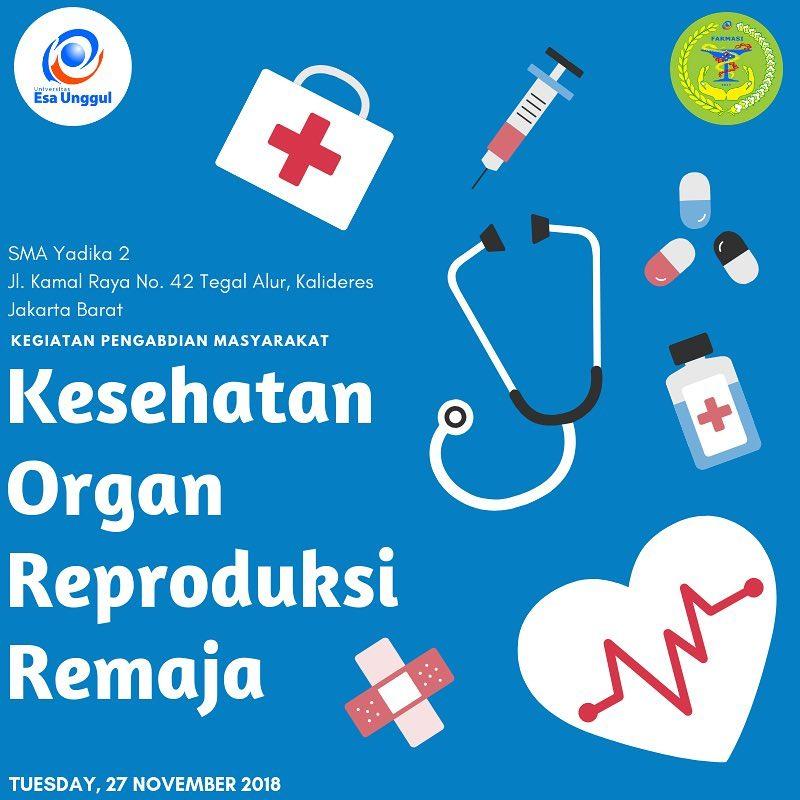 Kegiatan Pengabdian Masyarakat Kesehatan Organ Reproduksi Remaja