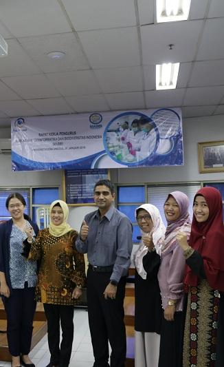 Bioteknologi Esa Unggul Gelar Rapat Kepengurusan Masyarakat Bioinformatika dan Biodiversitas Indonesia