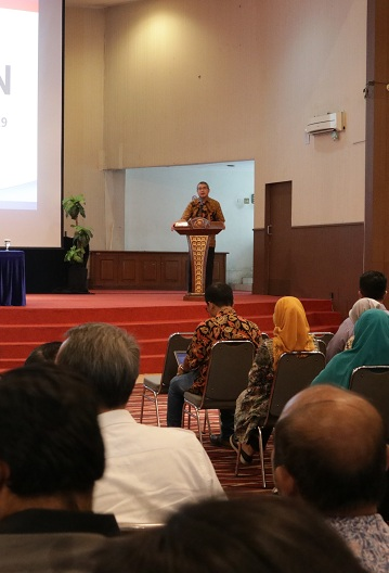 UEU Lecturers' General Meeting Discussed the Education Challenges in the Industrial Era 4.0