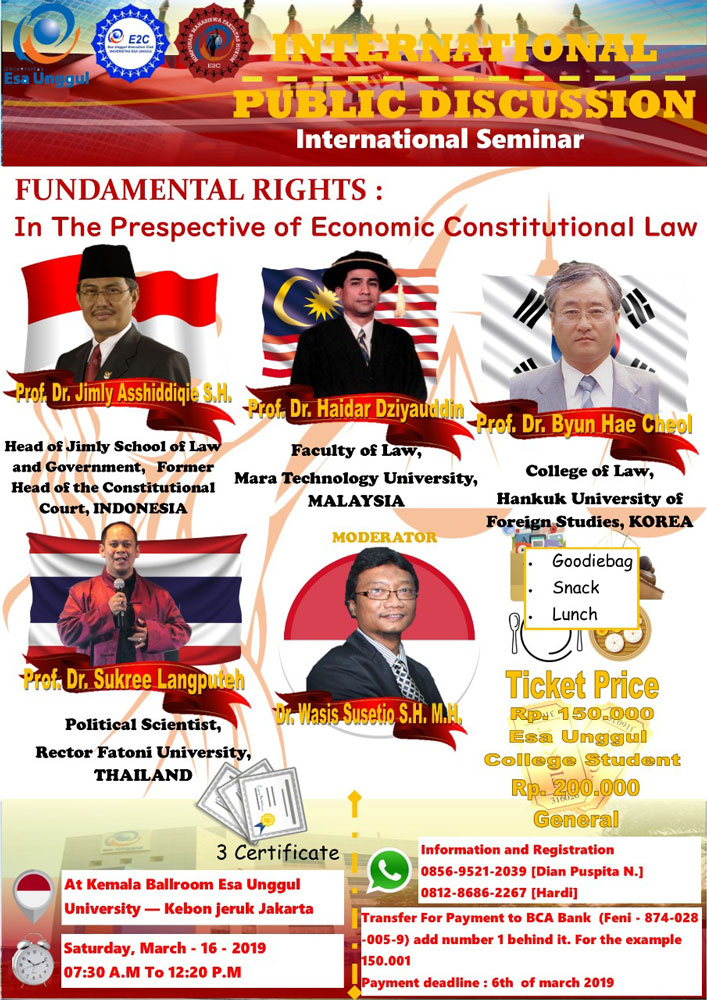 International Law Seminar