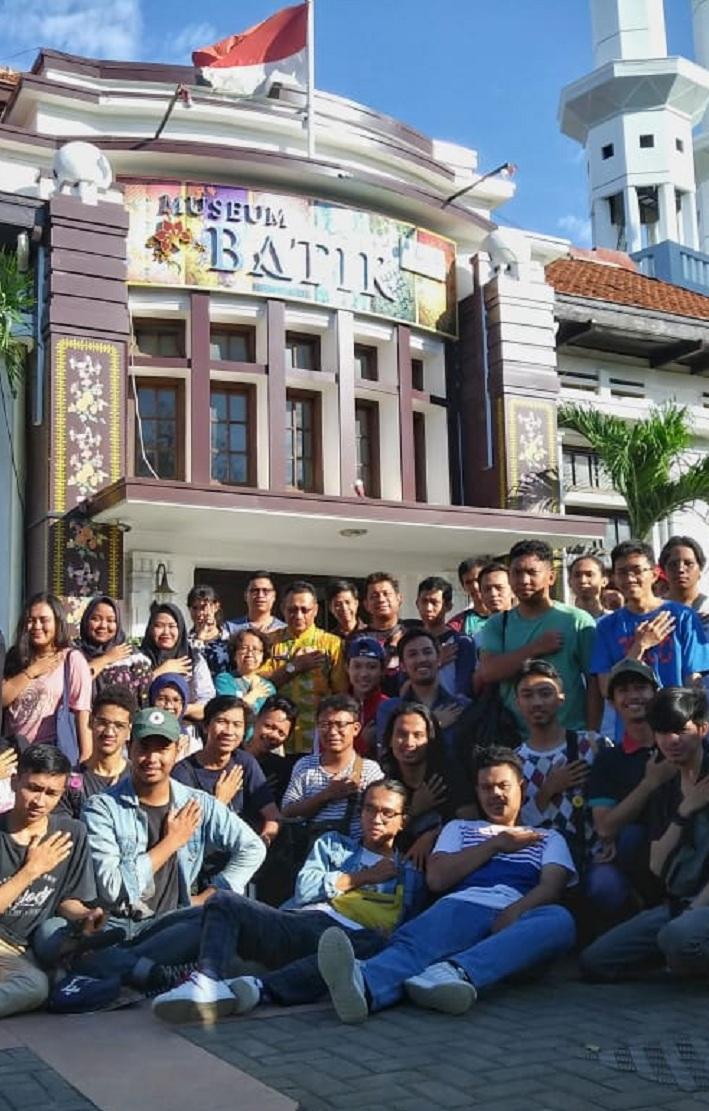 Help Rebranding Batik Museum, EUU FDIK Student Holds Community Service