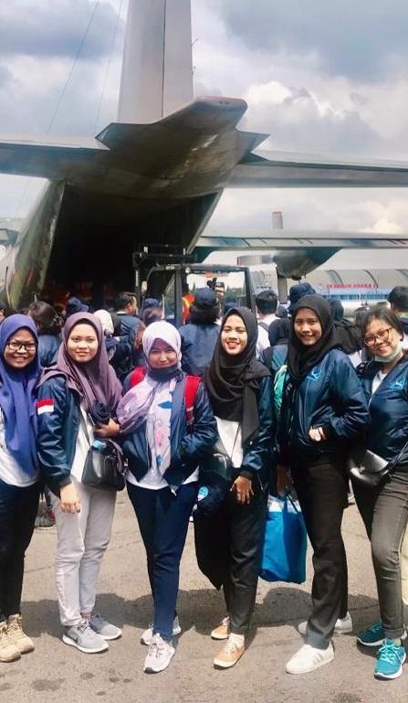 Begini Keseruan Mahasiswa UEU Ikuti KKN Tematik di Sambas, Kalimantan Barat