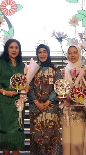 Sivitas Esa Unggul Raih Penghargaan The Good Women 2019