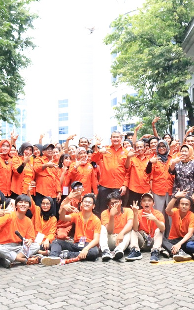 The Power of Message Orange Days 2019