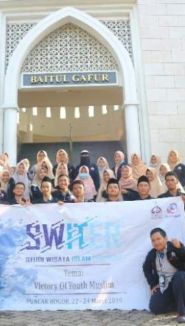 Keseruan Studi Wisata Islam Terpadu 2019 Bareng LDK IKMI