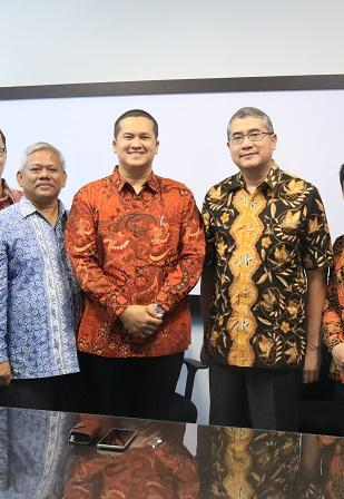 UEU dan HI Indo TV Teken MoU Kerjasama Wujudkan Link and Match Antara Industri dengan Perguruan Tinggi