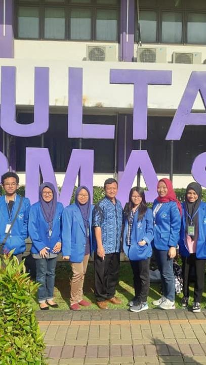 13 Mahasiswa UEU Mengikuti  Olimpiade Nasional Matematika dan Ilmu Pengetahuan (ON MIPA ) Ristekdikti  2019