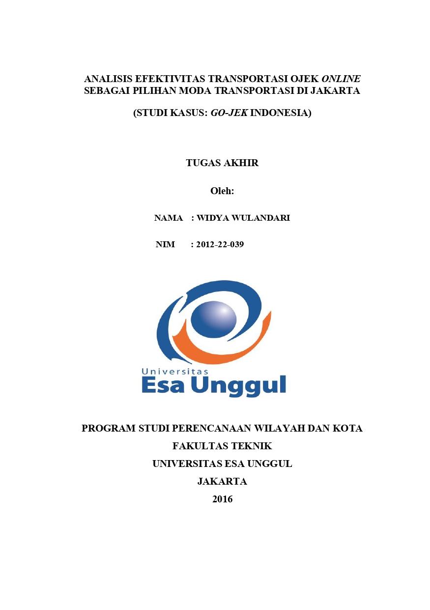 Artikel Archives - Page 5 of 118 - Universitas Esa Unggul