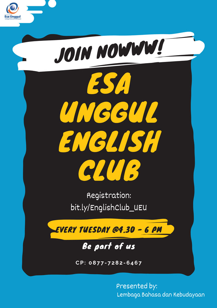 Esa Unggul English Club