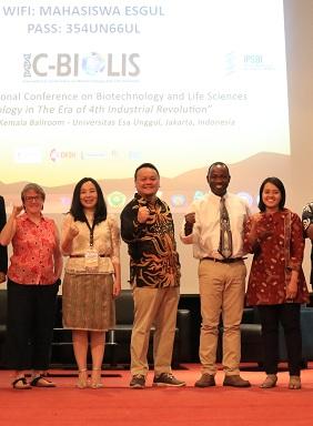 Prodi Bioteknologi UEU Gelar International Conference on Biotechnology and Life Sciences (IC-BIOLIS) 2019
