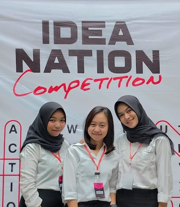 Sabet Juara di Ideanation 2019, 3 Mahasiswi Esa Unggul Bawa Inovasi Asuransi Jangkau Milenial