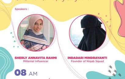 Seminar Muslimah Campaign Vol. 1 : Be a Smart Muslimah for Golden Generation