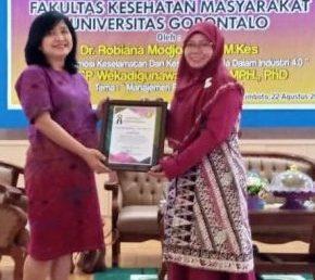Ada 300 Penderita TBC di Gorontalo, DR. CSP Wekadigunawan Ajak Mahasiswa UG Ungkap Penyebabnya