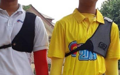 Dua Mahasiswa Teknik Informatika UEU Sabet Medali  di ajang Youth Cup Archery 2019