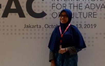 Mahasiswi Keperawatan UEU Terpilih Ikuti Internastional Forum For The Advancement of Culture (IFAC) 2019