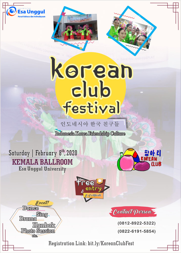 Korean Club Festival