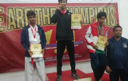 Mahasiswa Esa Unggul Raih Prestasi di Kejuaraan AKAIDO International Traning Camp & Championship 2019