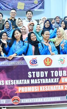 Universitas Esa Unggul Terima Kunjungan Study Tour Fakultas Kesehatan Masyarakat Universitas Tadulako, Palu