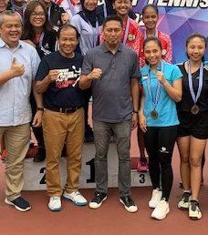 Dua Mahasiswi UEU Raih Medali di Kejuaraan Nasional Soft Tennis 2019 & Kualifikasi PON 2020