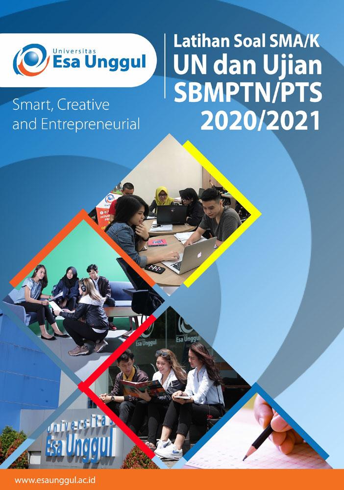 Buku Latihan Soal SMA/K UN dan Ujian SBMPTN/PTS 2020/2021