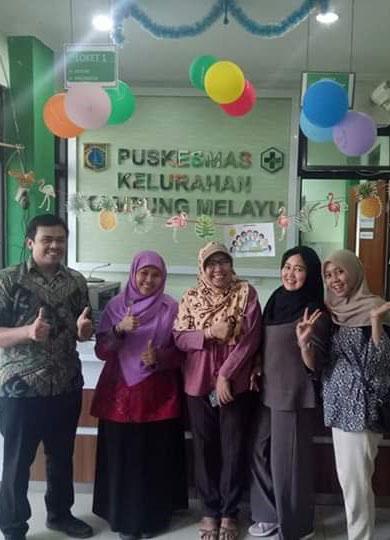 Pemberdayaan Masyarakat Kelurahan Kampung Melayu Jakarta Timur dalam Pemanfaatan Tanaman Sayur dan Buah sebagai Gerakan Masyarakat Hidup Sehat