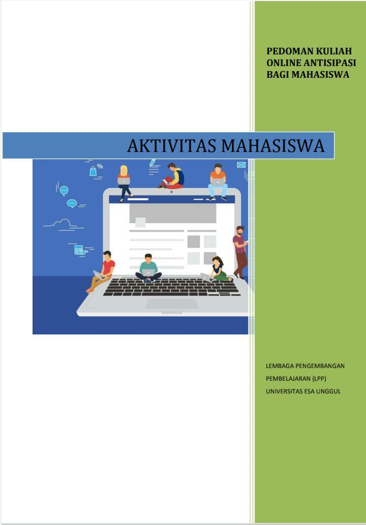 Pedoman Kuliah Online untuk Mahasiswa