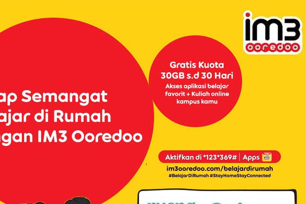 Tetap Semangat Belajar di Rumah, Bebas Akses 30 GB ke Website Universitas Esa Unggul