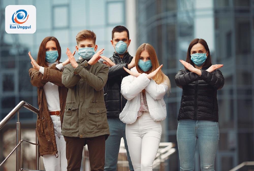 Cara Anak Muda Berdamai Dengan Situasi Pandemi COVID-19