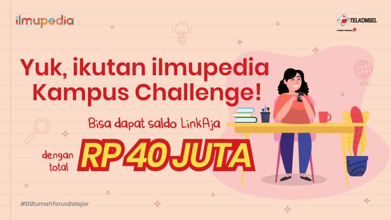 ilmupedia Kampus Challenge