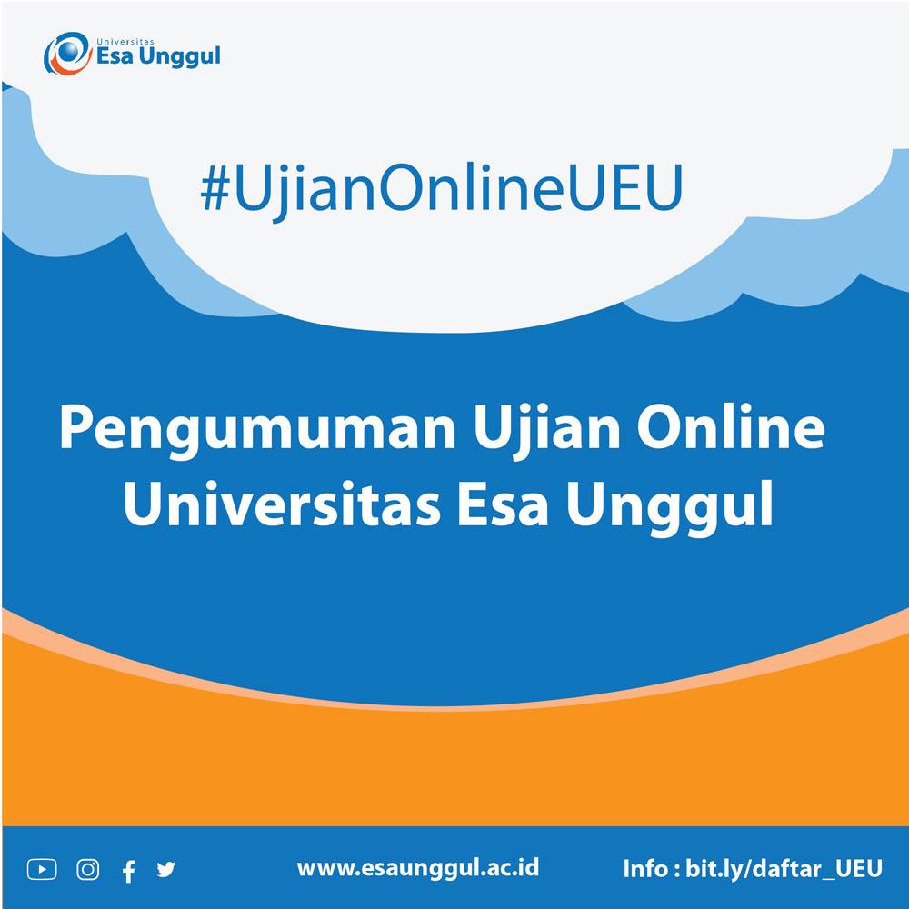 Pengumuman Ujian Online Tahap 2