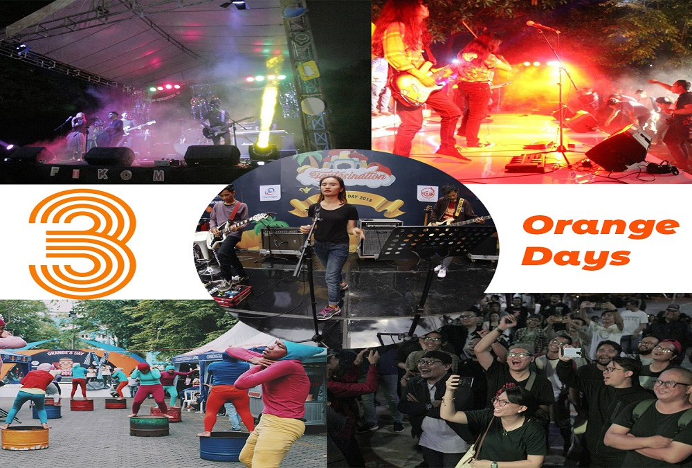 Bikin Kangen Kampus, 5 Acara Musik Keren di Universitas Esa Unggul