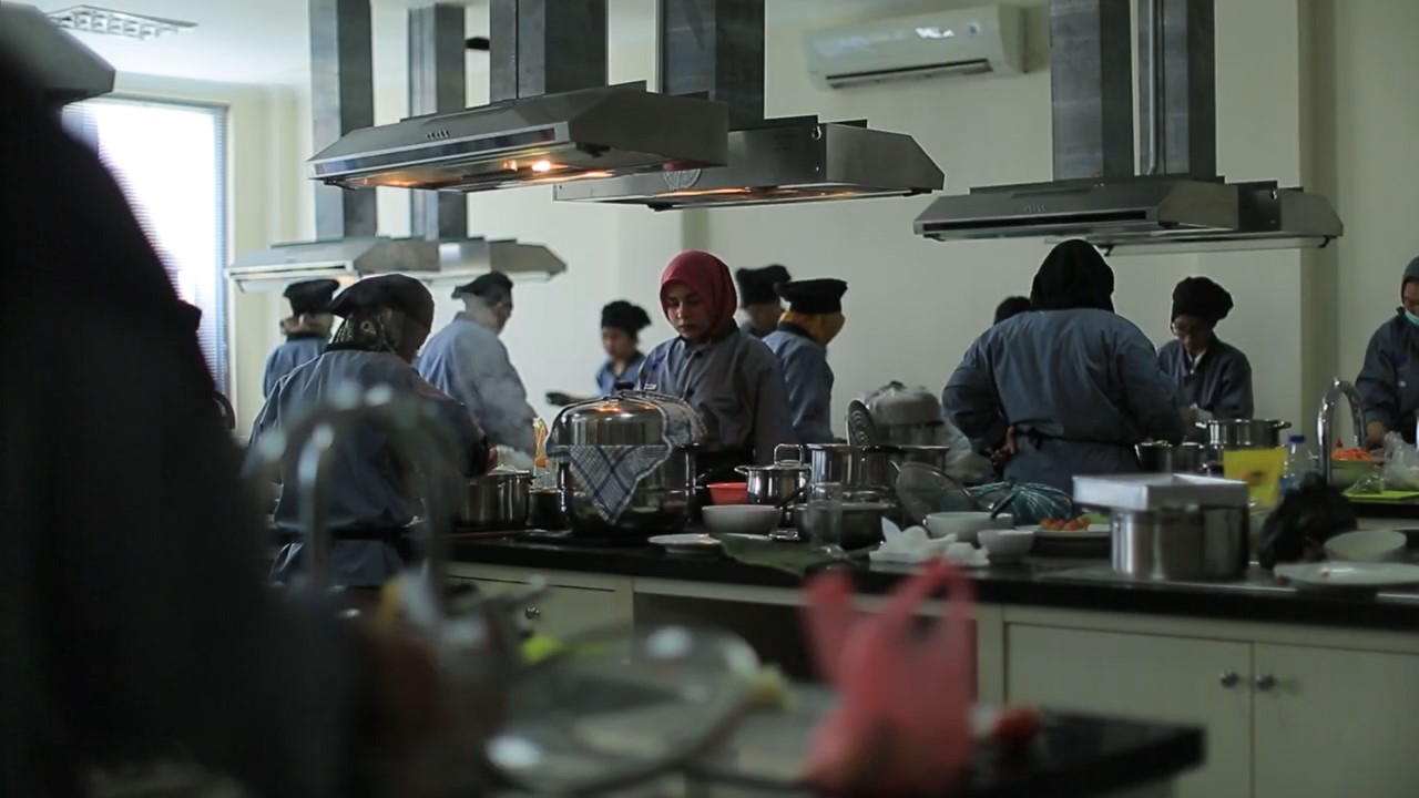 Laboratorium Gizi Universitas Esa Unggul