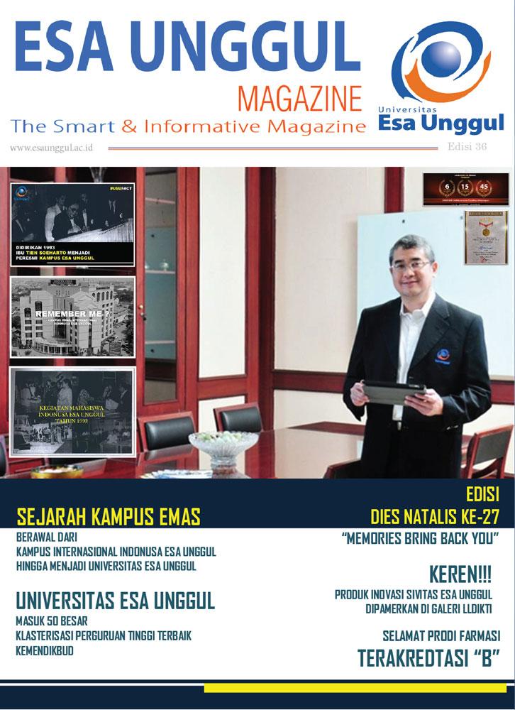 Esa-Unggul-Magazine-Edisi-36-cover