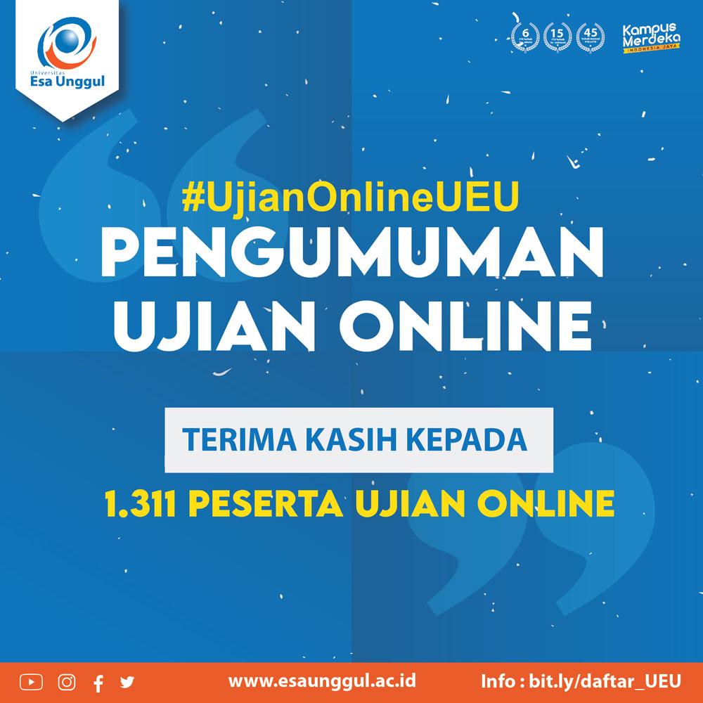 Hasil Seleksi Ujian Online Tahap 2 TA. 2021/2022
