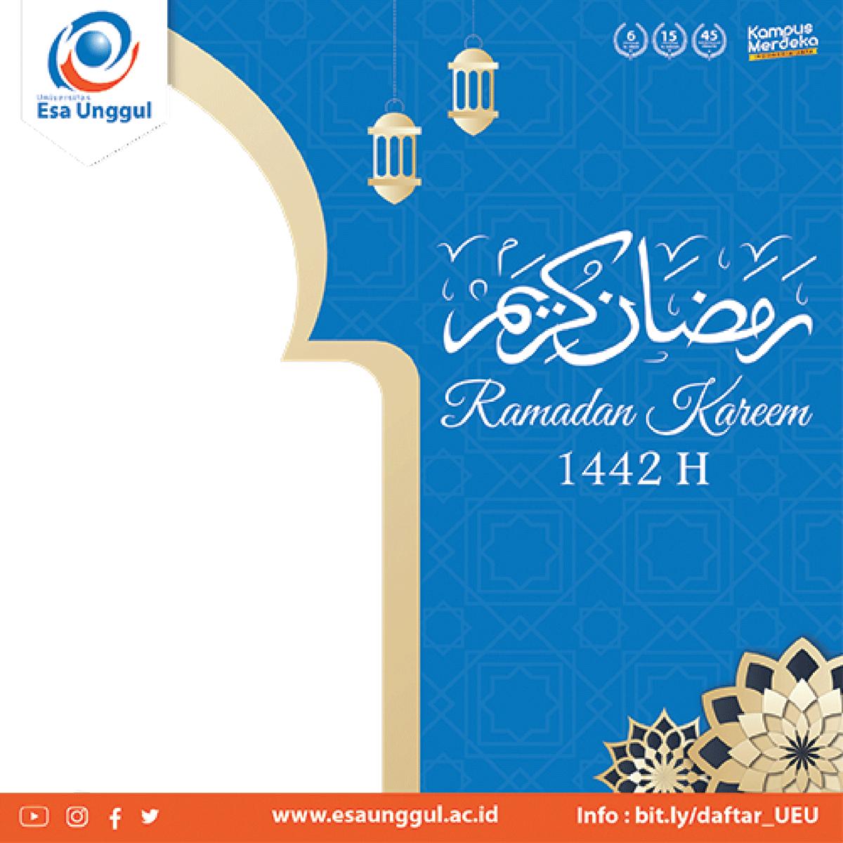 Lomba Twibon Ramadhan 1442 H